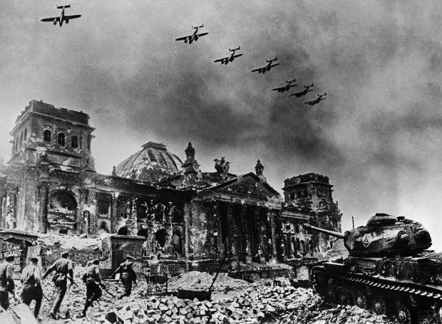 Ο Β ΄Παγκόσμιος  πόλεμος και η Ελλάδα